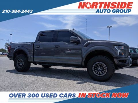 Pre-Owned 2020 Ford F-150 Raptor